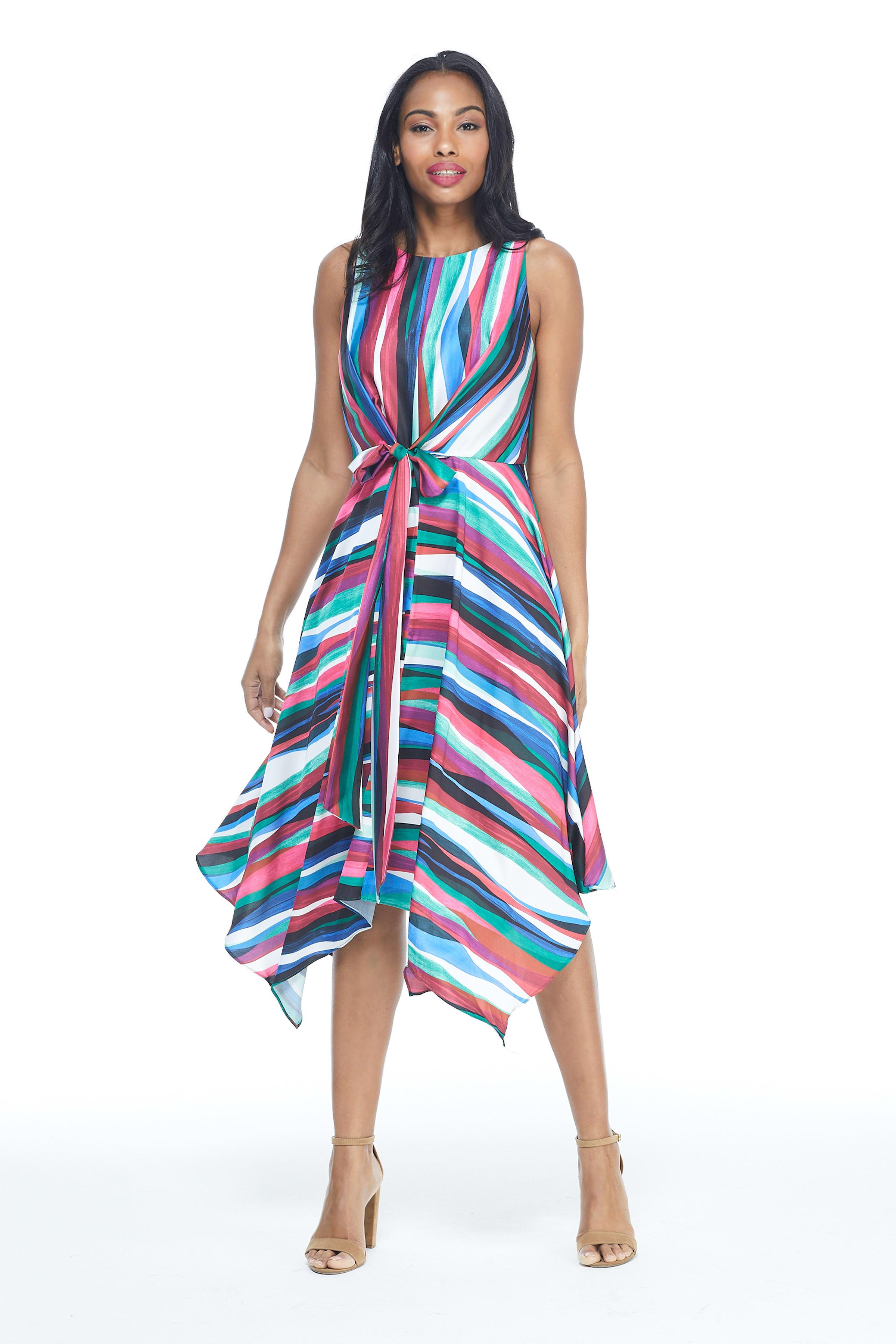 Maggy London Kat Dress - Misses - Sea green - Front