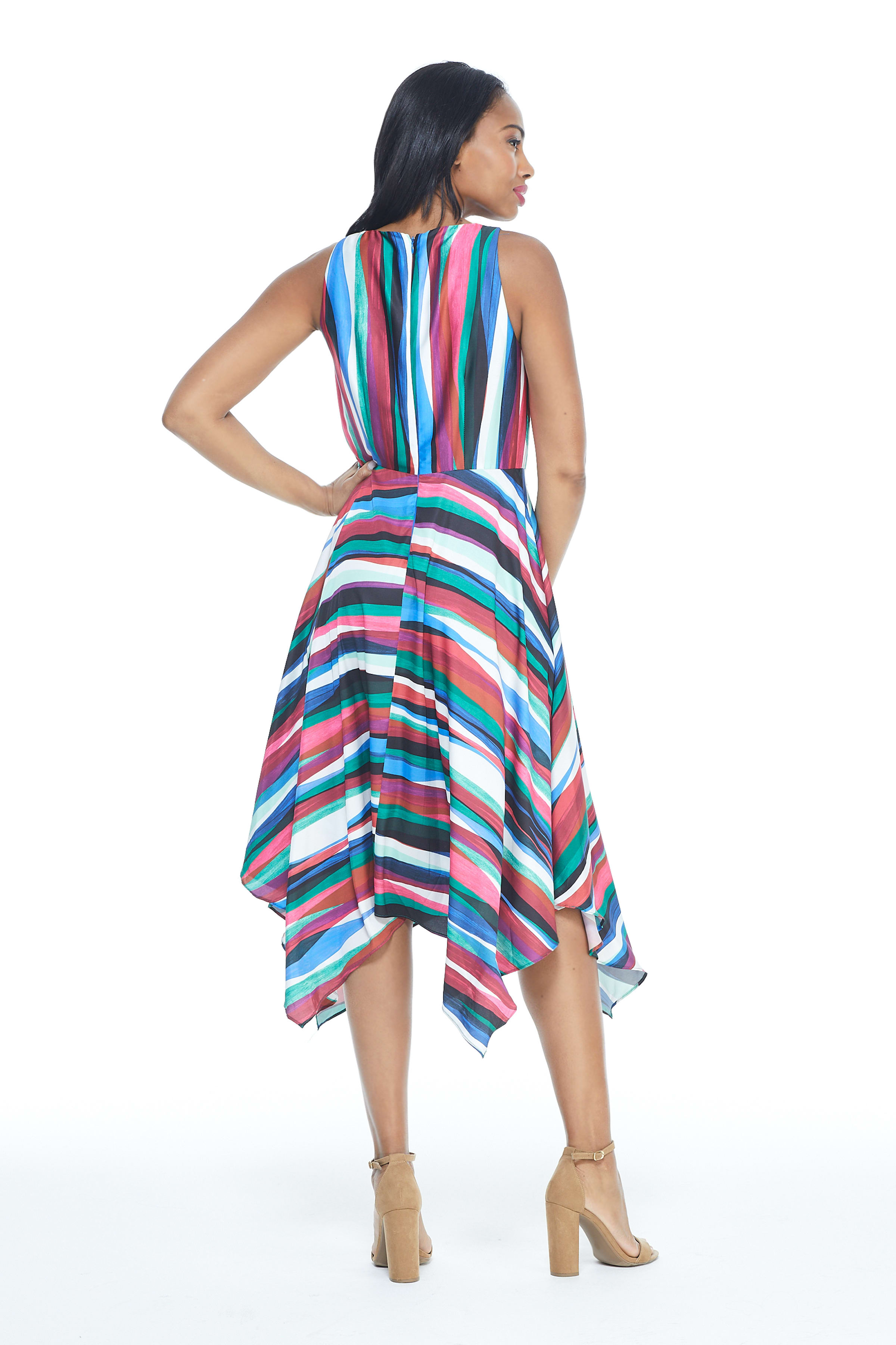 Maggy London Kat Dress - Misses - Sea green - Back