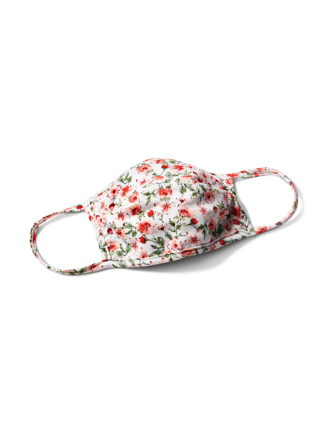 Ditsy Fashion Face Mask -Multi - Front