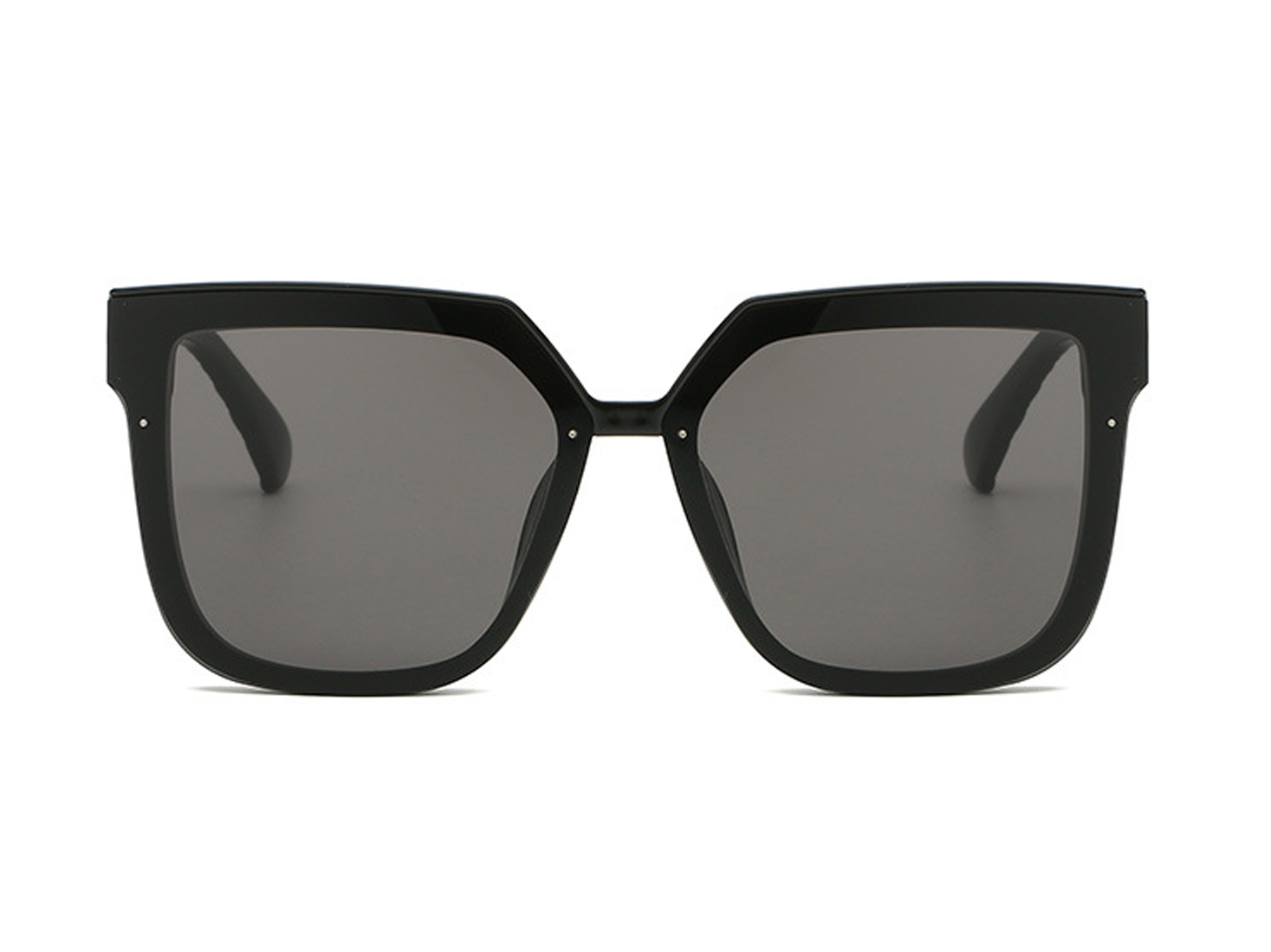 Trailblazer Cat-Eye Shades -Black - Front
