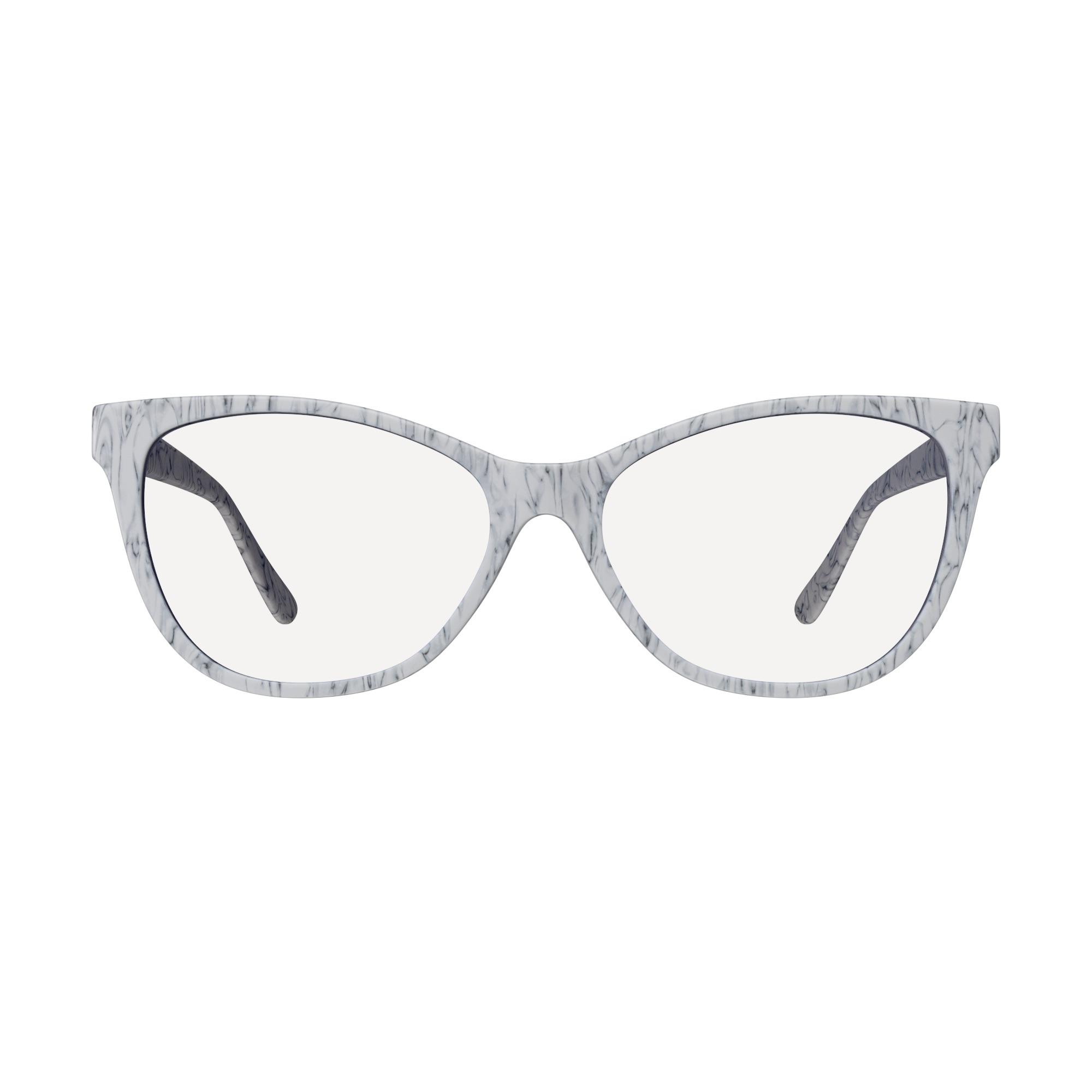 Blue Light Blocking Cat Eye Day Swannies® -Carerra - Front
