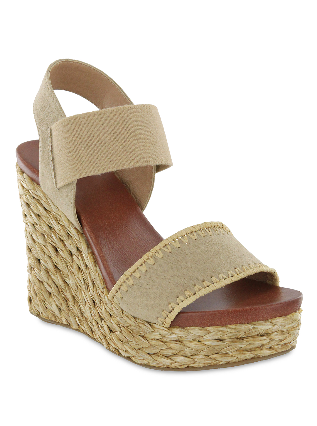 Mia Yessica Espadrille Sandal - natural - Front