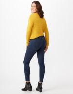 5 Pocket Goddess Fit Jeans - Rinse Wash - Back