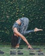 Mandala Leggings - Multi - Back
