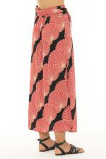 Maxi Skirt Fado Rose - Fado-Rose - Back