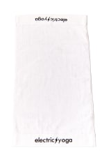 Legacy Sweat Towel - White - Back