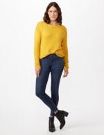 5 Pocket Goddess Fit Jeans - Rinse Wash - Front