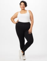 Tummy Control Leggings - Plus - 1