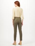 Cargo Pocket Slim Pants - Pasture - Back