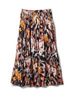Long Crinkle Skirt - 2