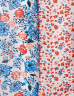 Westport Small Floral Twin Print Blouse - 3
