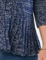 Roz & Ali Marled Button Cardigan - 3