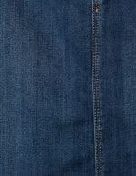 Goddess Skirt, Zip Fly , Front Pockets And Back Slash Pockets - 3