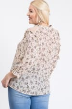 Ready To Go Lace Top - 8