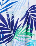 Palm Shark Bite Print tee - 3