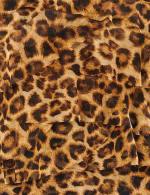 Animal Mesh Tier Knit Top - Plus - 4