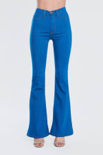 Perfect Fit Flare Jeans - PB - Detail