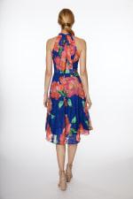 Floral Fit & Flare Dress - 2