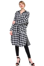 Polly Jacket - Multi - Front