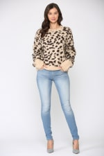 Shaniece Studs Top -  - Front