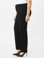 Roz & Ali Secret Agent Pull On Tummy Control Pants with Pockets - Short Length - 3