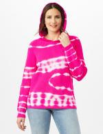 Tie Dye Hoodie Sweater - 2
