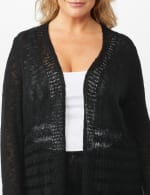 Textured Duster - 6