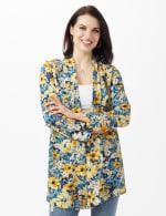 Daisy Print Kimono - 5