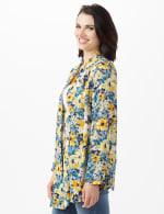 Daisy Print Kimono - 4