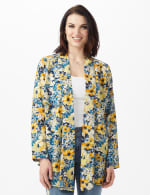 Daisy Print Kimono - 6