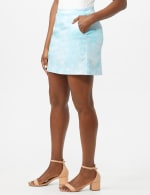 Pull On Tie Dye Skorts with Pockets - 3
