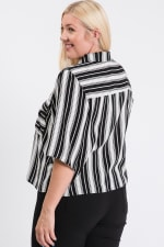 Carefree Stripe Shirt - 3