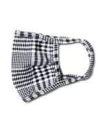 Houndstooth Fashion Mask - 4