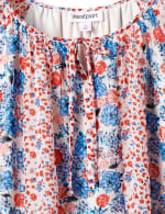 Westport Small Floral Twin Print Blouse - 4