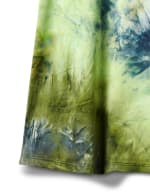Denim Friendly  Tie Dye Cold Shoulder - 4