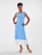 Marina Color Block Maxi Dress - 13