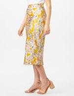 Floral Printed Slip Skirt - 4