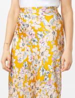 Floral Printed Slip Skirt - 5