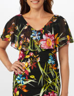Amy  Floral Dress - 5