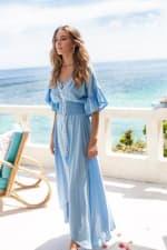 Wild Bloom Beach Dress - 3