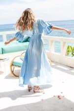 Wild Bloom Beach Dress - 4