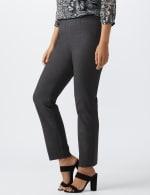 Roz & Ali Secret Agent  Pull on Tummy Control Pants with L Pockets - Average - 9