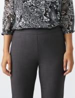 Roz & Ali Secret Agent  Pull on Tummy Control Pants with L Pockets - Average - 10
