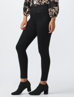 Signature High Rise Pull On Jegging Jean - 10