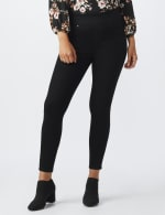 Signature High Rise Pull On Jegging Jean - 8