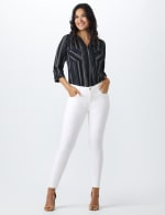 Mid Rise 5 Pocket Goddess Fit Solution Jeans - 6