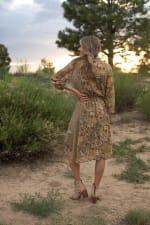 Luna Hanky Hem Dress - 2