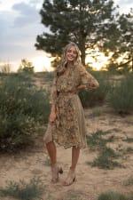 Luna Hanky Hem Dress - 3