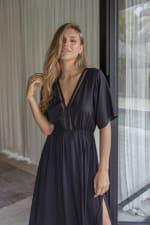 Savannah Dress - Plus -  - Front