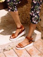 Mia  Lunna Platform Sandal - 6